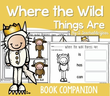 Where the Wild Things Are- Book Companion