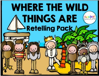 Where the Wild Things Are Retelling Pack