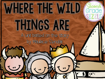 Where the Wild Things Are Unit!