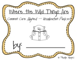 Where the Wild Things Are- Visualization Packet