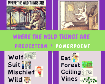 Where the Wild Things Are - prediction - what happens next?