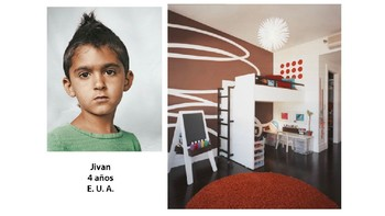 Where the children Sleep - Spanish slideshow of bedrooms