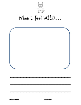 Where the wild things are (English and Spanish)