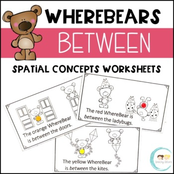 WhereBear BETWEEN book (spatial concepts)