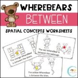 WhereBear BETWEEN book (spatial concepts)