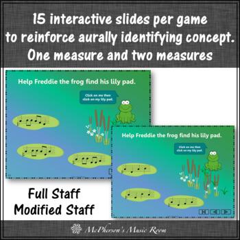 Melody Bundle Interactive Music Games {Freddie's Pad}