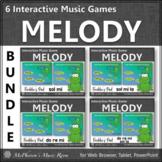 Solfege Games Interactive Music Games {Freddie's Pad} Bundle