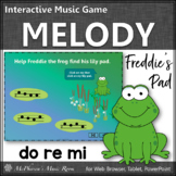 Melody Game ~ Do Re Mi Interactive Music Game {Freddie's Pad}