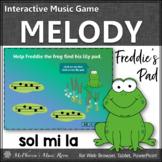 Solfege   Interactive Melody Game Sol Mi La {Freddie's Pad}