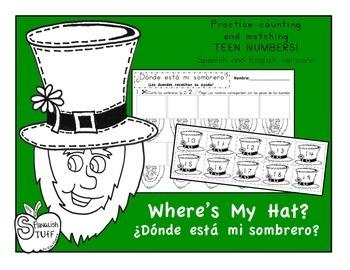 Where's My Hat? Leprechaun Teen # Matching