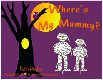 Where's My Mummy Counting