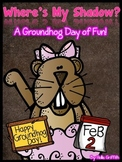 Where's My Shadow? {A Groundhog Day of FUN!}
