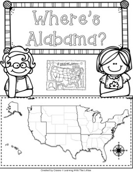 Where's My State?