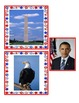 Where's President Obama?  An American Symbols Activity