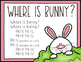 POSITIONAL WORD ACTIVITY: WHERE IS BUNNY?