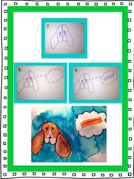Where's the Bacon? A Balanced Literacy and Art Unit---Common Core aligned
