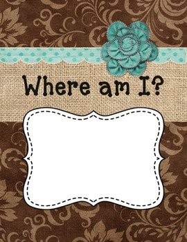 Where's the Counselor / School Psychologist / Speech Therapist / OT / PT