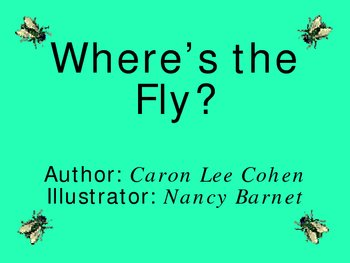 Where's the Fly? PowerPoint