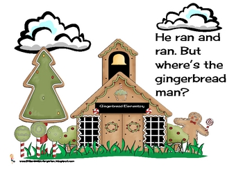 Where's the Gingerbread Man?