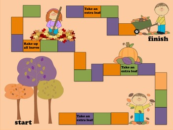 Where's the Leaf?  A Game of Spatial Concepts