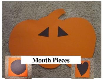 Where's the Pumpkin Mouth?