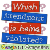 Bill of Rights Scenarios: Which of Bill of Rights is violated in each scenario?