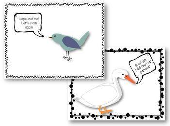 Which Animal? {Rhythmic Game for Tika-Tika}