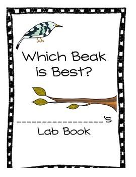 Which Beak is Best? Animal Adaptation Lab - Inquiry-Based