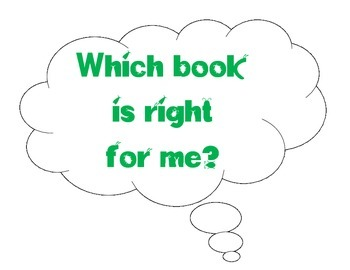 Which Book is Right For Me