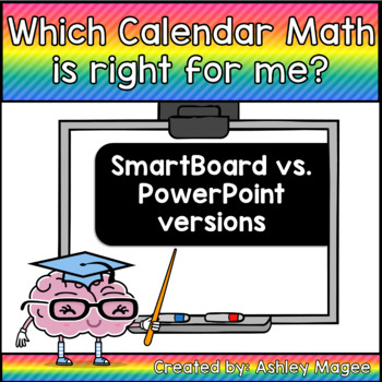 Which Calendar Math is right for you?