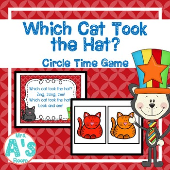 Which Cat? Circle Time Game