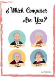 Which Composer Are You?
