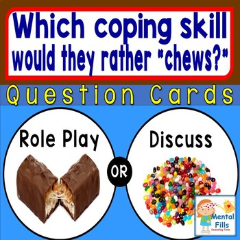 Which Coping Skill Would They Rather Choose Game