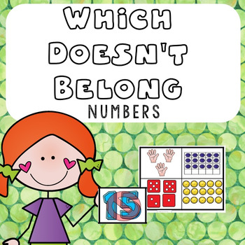 Which Doesn't Belong- Numbers