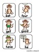 Which Monkey Ate the Banana? Dolch Primer Sight Words