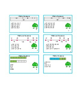 Which Number? Making Number Sense