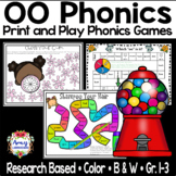 Phonics Game For oo / oo /ew