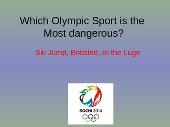 Olympic Opinion Writing
