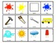 Which One Doesn't Belong:  Critical Thinking Activity For PK-2nd Grade