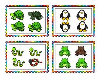 Preschool & Kindergarten Choice Cards: Which One Is Different?