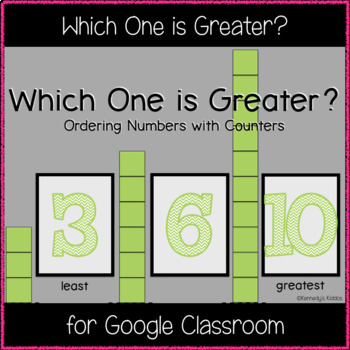 Which One is Greater? (Great for Google Classroom!)