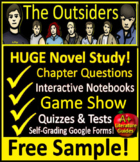 Which Outsiders Character are You?  Take the Test!