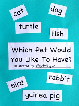 Which Pet Would You Like To Have?