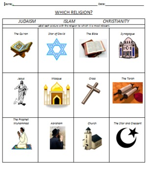 Which Religion?