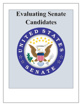 Which Senate Candidate Will you Vote for in the Election
