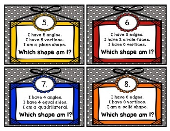 Which Shape Am I? Scoot