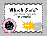 Which Side? - A four corners style Dynamics Game {forte pi