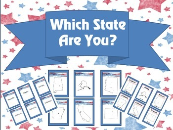 Which State Are You?