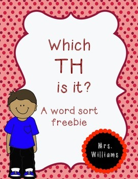 Which TH digraph FREEBIE