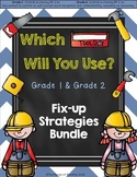 Which Tools Will You Use?                 Fix-Up Strategies Bundle